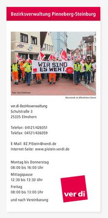 Flyer 2016 des Bezirk Pinneberg-Steinburg