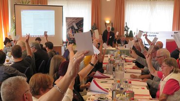 Bezirkskonferenz Pinneberg-Steinburg